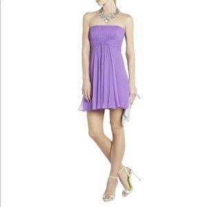 BCBGMaxAzria Duran Strapless Dress